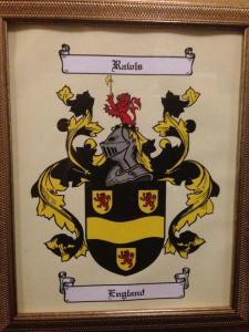 Rawls Family Crest