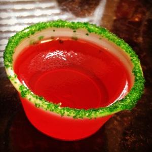 Christmas Jell-O shots!